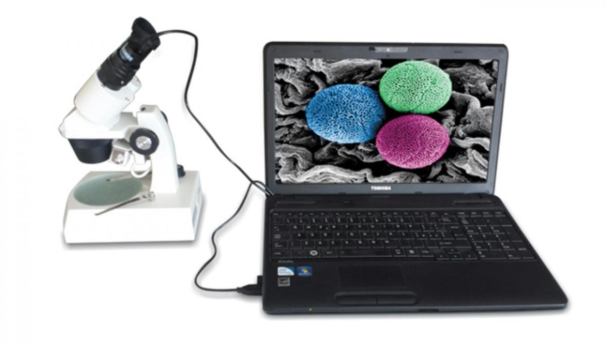 COMPUTER SET MICROVUE-2