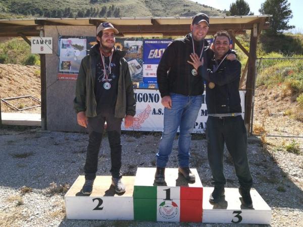 KONUS VINCE NELLA TAPPA SICILIANA DEL CAMPIONATO CON LE NUOVE OTTICHE DA TIRO